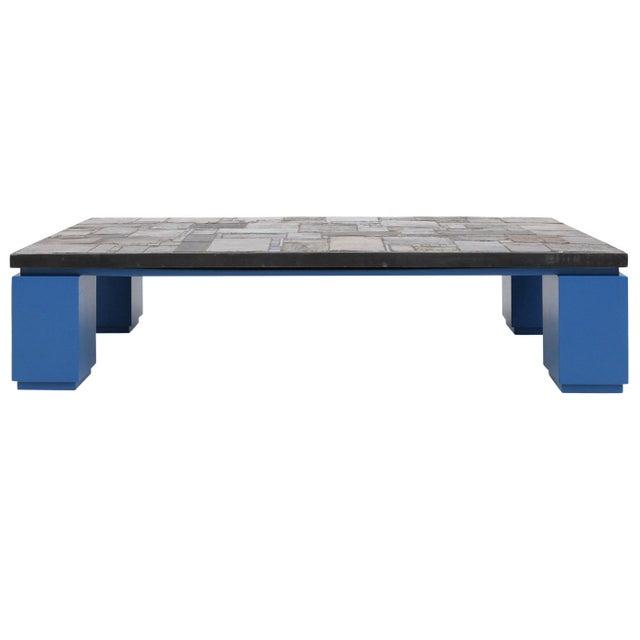 Pia Manu Ceramic Tile Coffee Table For Sale - Image 10 of 10
