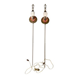 Mid 20th Century Vintage Mid-Century Modern Hart Associates Hand Wall Sconces - a Pair For Sale