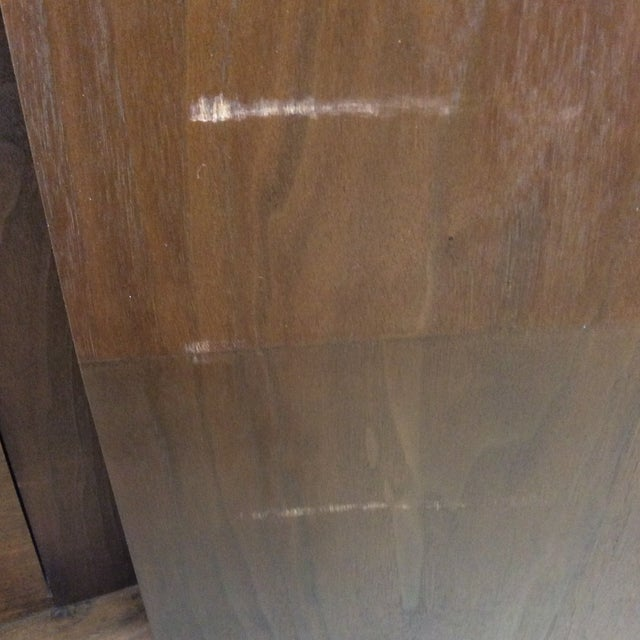 Mid Century Modern American of Martinsville Atomic Age Chest of Drawers For Sale - Image 10 of 13