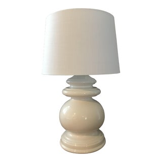 Haeger Potteries Ceramic Lamp With Shade