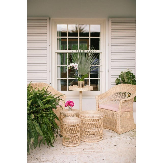 Sloane Drinks Table For Sale In West Palm - Image 6 of 8