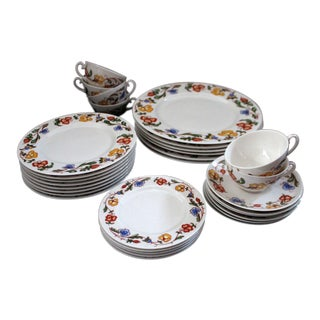 Franciscan China Shasta Dish Set - 31 Pieces For Sale