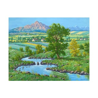 Summer Landscape For Sale