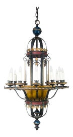 Image of Spanish Chandeliers