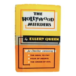 The Hollywood Murders, 1950s