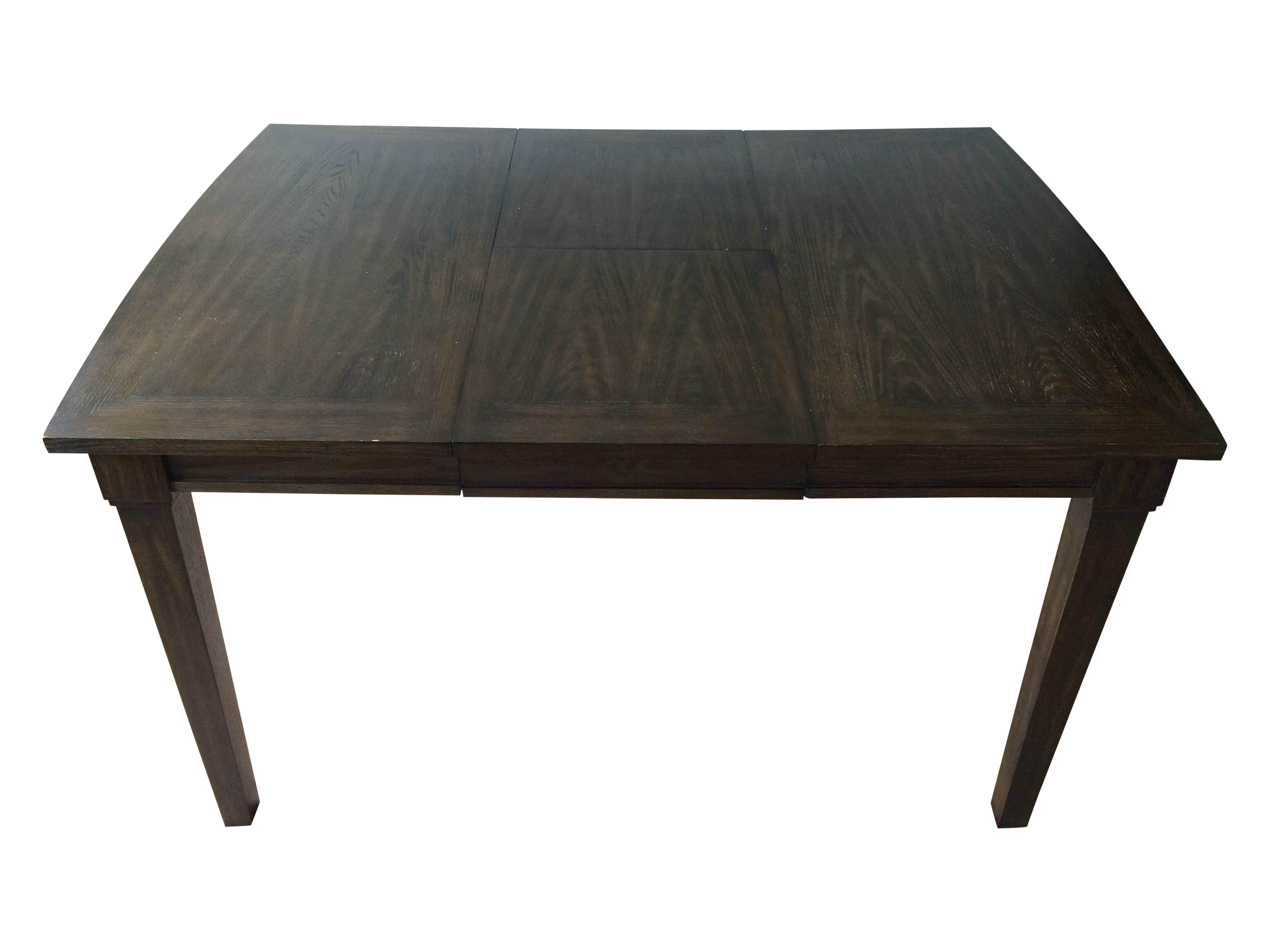 Rustic Modern Counter Height Dining Table