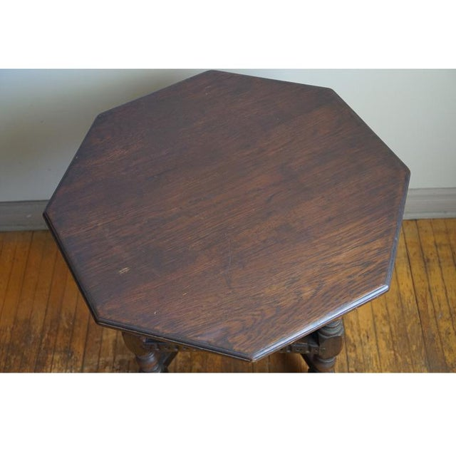 19th Century Jacobean Occasional Table - Image 7 of 7