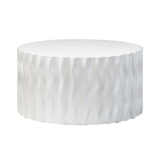 White Waves Coffee Table For Sale