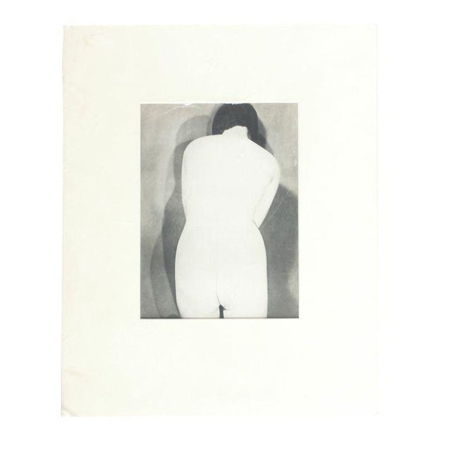 1930's French Black & White Monochrome by Man Ray - Image 2 of 2