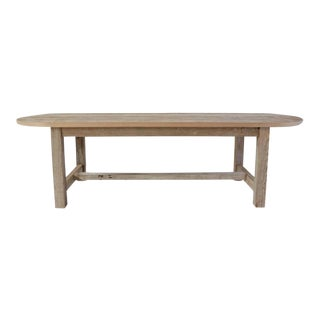 Nickey Kehoe Farmhouse Dining Table For Sale