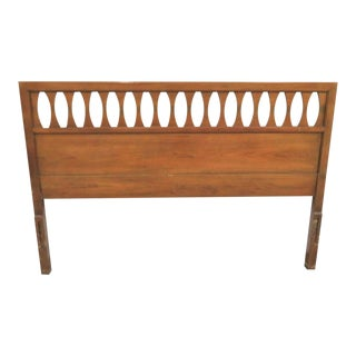 Henredon Mid Century Modern Full Size Headboard For Sale