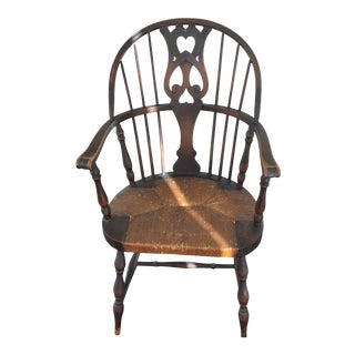 Antique Wooden Windsor Chair