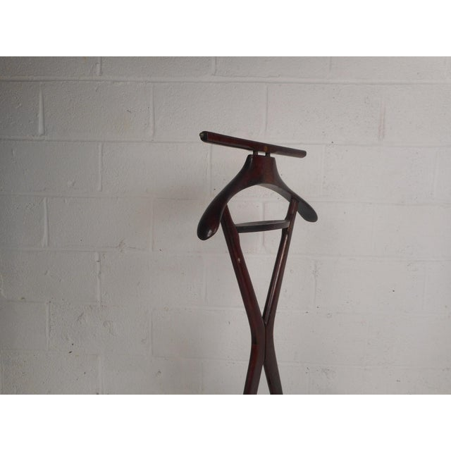 Sculpting Mid-Century Modern Valet by Ico Parisi for Fratelli Reguitti For Sale - Image 7 of 13