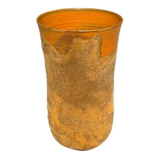 Sally Bowen Prange Porcelain Vase For Sale