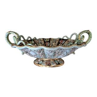 Late 20th Century Italian Ceramic Bowl For Sale