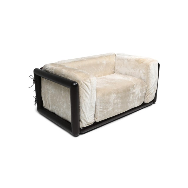 Carlo Scarpa 'Cornaro' Lounge Chair for Simon, 1973 For Sale - Image 12 of 12