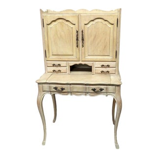 French Country Secretary Desk For Sale