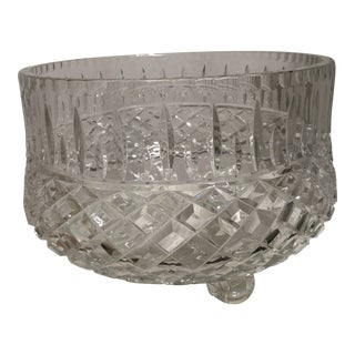 Crystal Bowl For Sale
