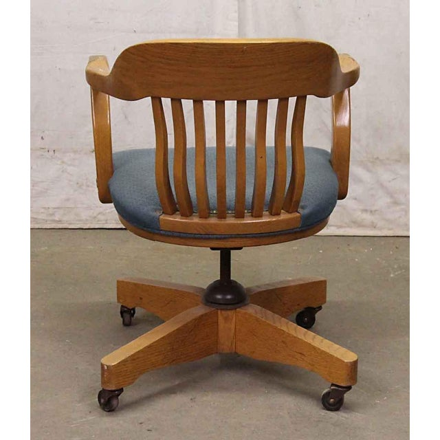 Late 20th Century Jasper Office Chair For Sale - Image 5 of 8