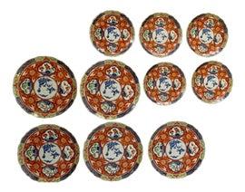 Image of Newly Made Imari Porcelain