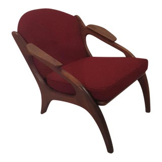 Adrian Pearsall Craft Paddle Lounge Chair