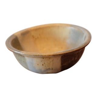 Multicolored Decorative Ceramic Bowl For Sale
