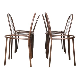 Mallet Stevens Chairs - Set of 6 For Sale