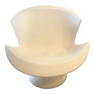 Modern Karim Rashid White Kite Chair For Sale