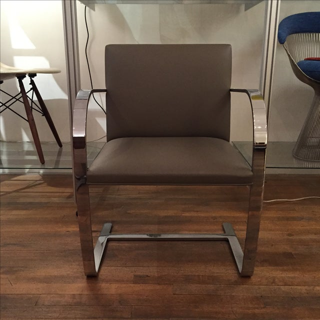Knoll Flat Bar Brno Chair - Image 2 of 6
