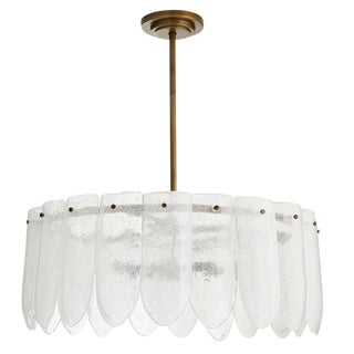 Arteriors Eloise Chandelier For Sale
