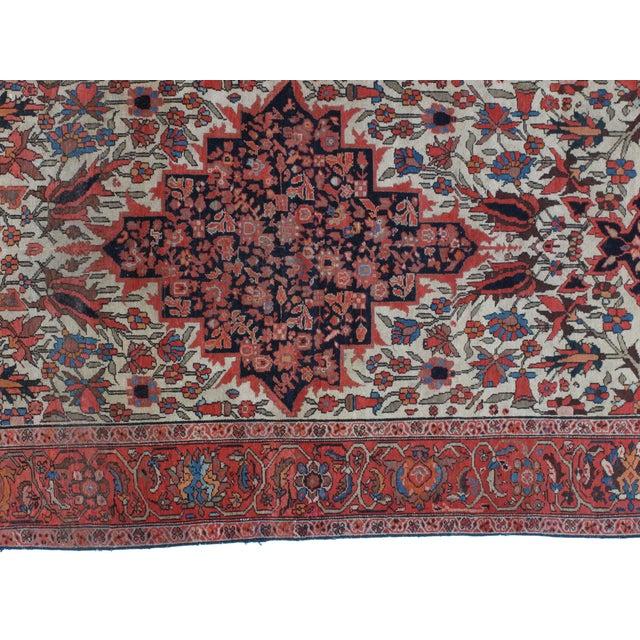 Leon Banilivi Antique Malayer Rug - 4'5 x 6'9 For Sale - Image 4 of 5