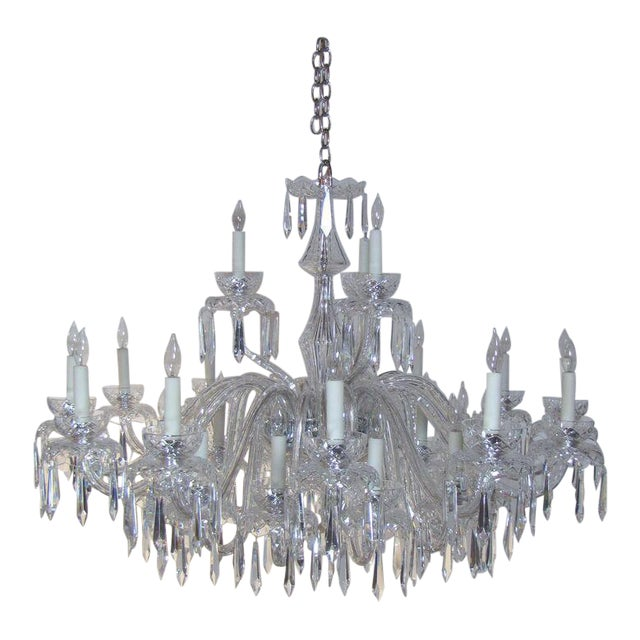 Large Waterford Chandelier For Sale