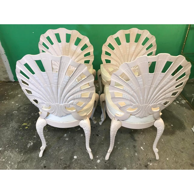 Summer is here and these chairs are perfect for your outdoor seating in a pale pink with white vinyl. They have multiple...