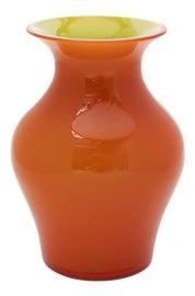 Image of Orange Vases