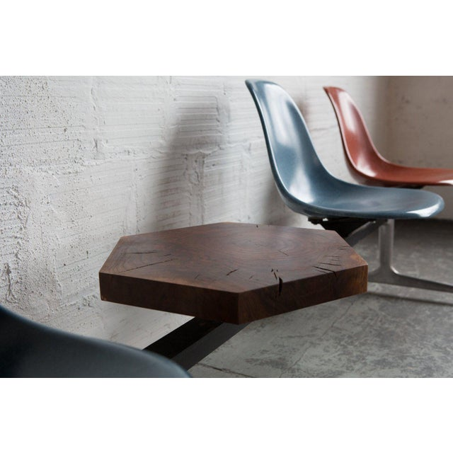 Custom Eames Airport Bench - Image 5 of 5