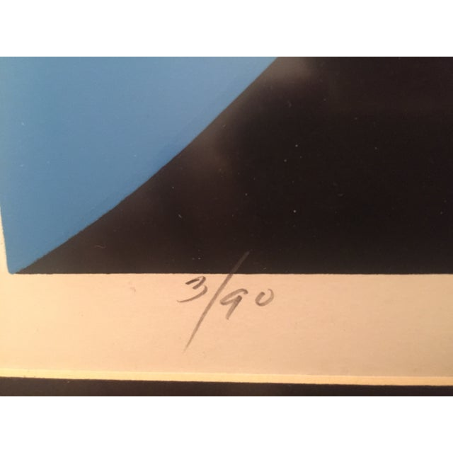 Roy Ahlgrens Signed Seriagraph - Image 5 of 8