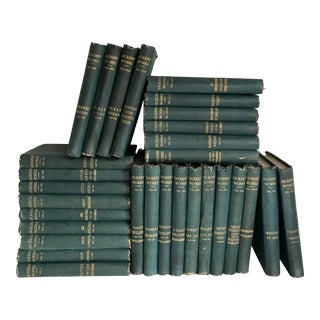 The Complete Works of Charles Dickens Antique Collection of 30 Volumes For Sale