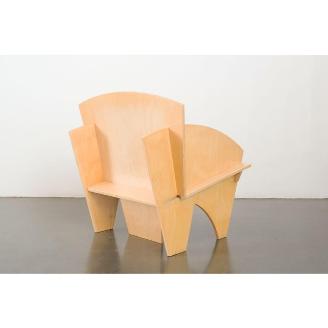 Puzzle Chair For Sale - Image 4 of 9