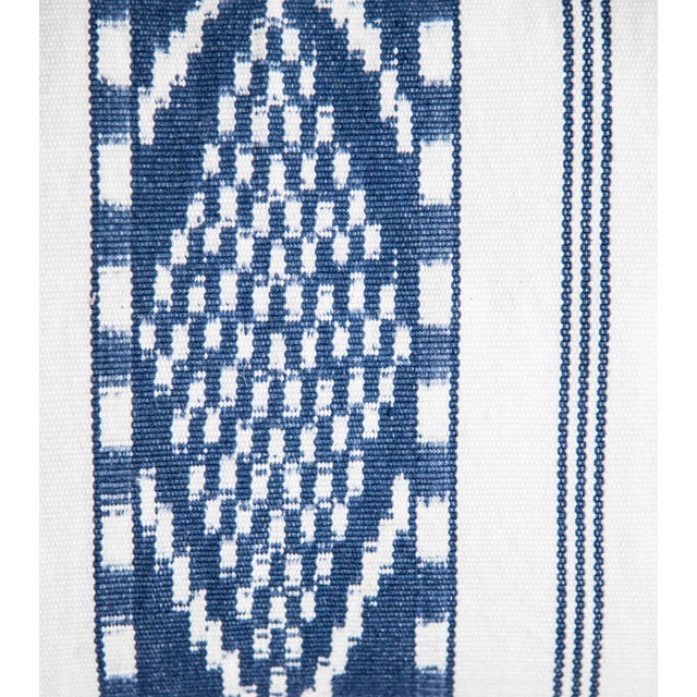 Naturally Dyed Indigo Pillow - Image 2 of 5