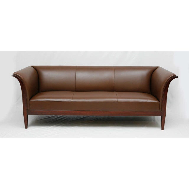 Frits Henningsen Sofa - Image 2 of 10
