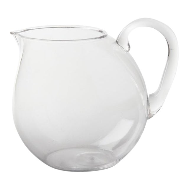 Kenneth Ludwig Chicago Acrylic Patio Pitcher For Sale