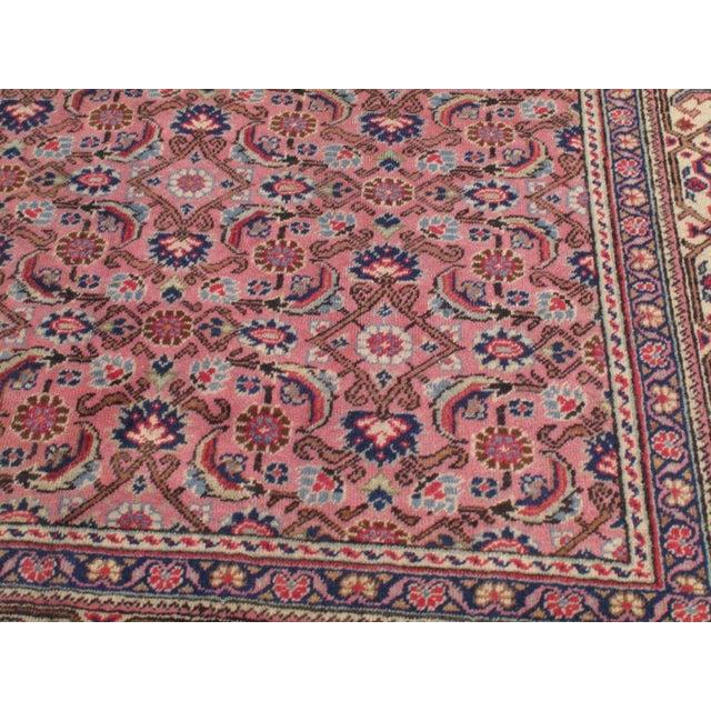 Pink Kayseri Carpet For Sale - Image 4 of 6
