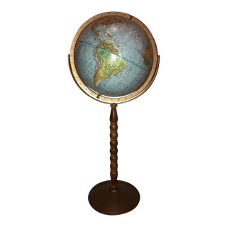 Replogle Land & Sea Globe