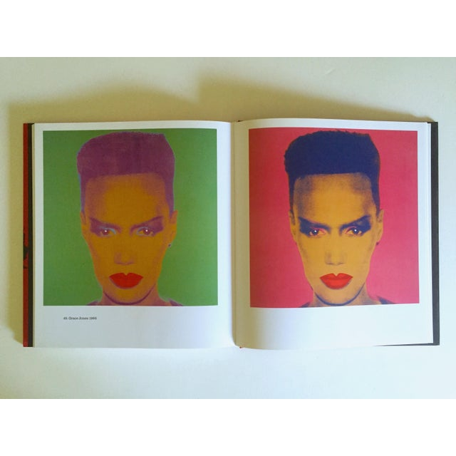 """1990s """" Andy Warhol Portraits """" Rare 1st Edtn Vintage 1993 Iconic Collector's Volume Hardcover Book For Sale - Image 5 of 13"""