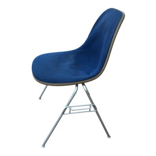1970s Eames Molded Fiberglass Shell Chair For Sale