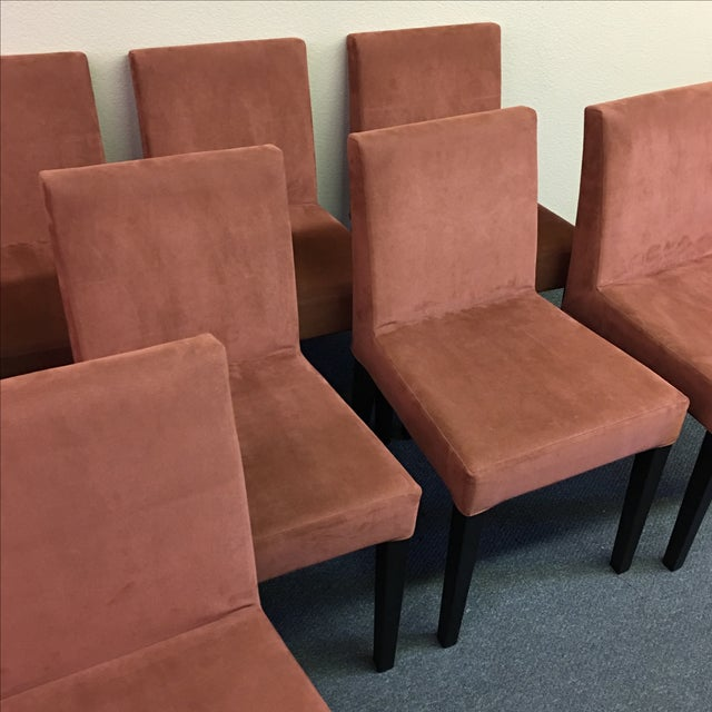 Ligne Roset French Line Dining Chairs - Set of 8 For Sale - Image 5 of 9