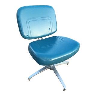Vintage Belmont Tilt-Back Barber Chair For Sale