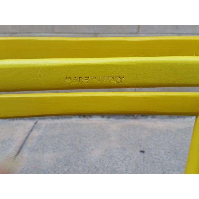 Mid-Century Gio Ponti Style Chairs - Set of 4 - Image 11 of 11