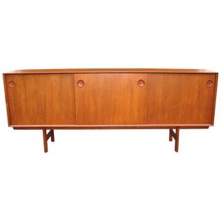 1950s Vintage Fredrik Kayser Credenza For Sale