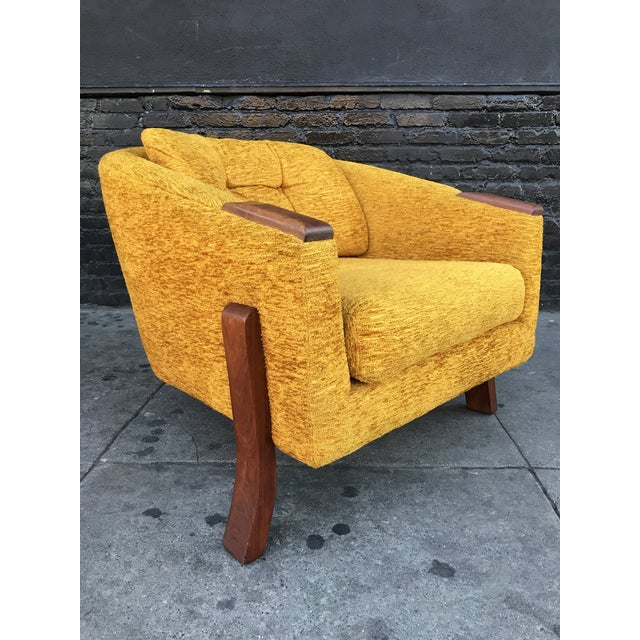 Mid Century Lounge Chairs by Chelmode Furniture - A Pair For Sale In Los Angeles - Image 6 of 13